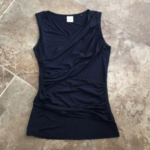 CABi navy top